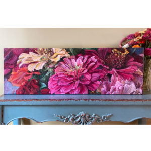 Intense Floral Collection Piece 16
