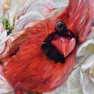 """Into The Garden Collection """"Big Red"""""""